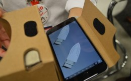 Testing the eDrawings Virtual Reality Prototype with Google Cardboard