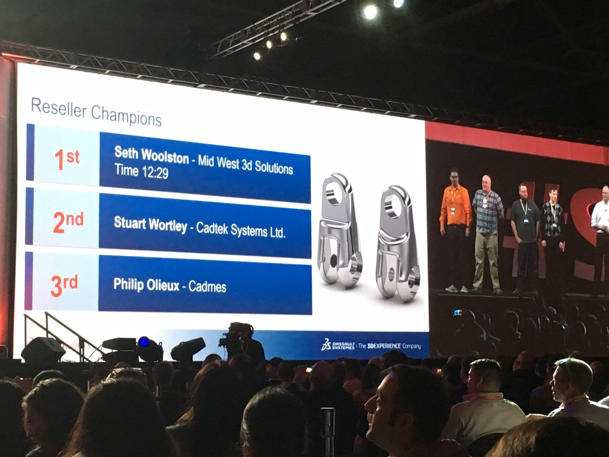 SolidWorks World 2016 Model Mania Solution