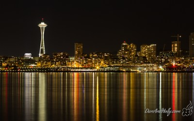 5 Great Places to Photograph Seattle