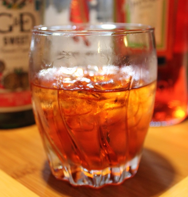Negroni {Introduction + 2 Recipes}