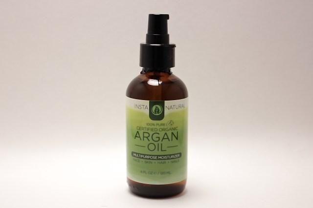 InstaNatural Argan Oil Review | Dana Renee Style