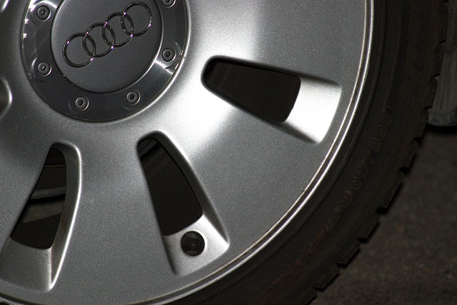 Audi on the Outside