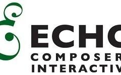 ECHO Composers Logo