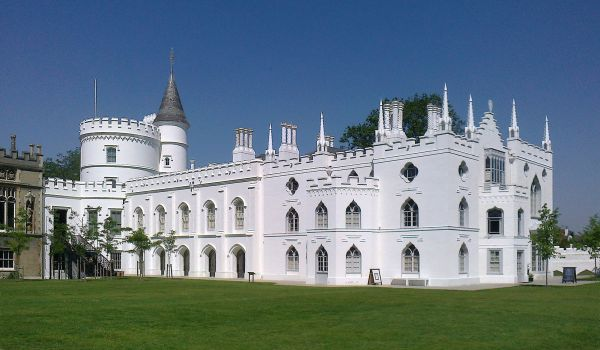 Strawberry_Hill_House_from_garden Chiswick Chap