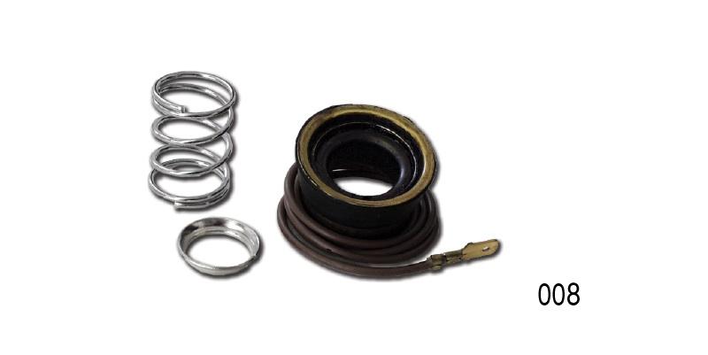 Danchuk 1955-1957 Chevy Steering Column Bearing / Bushing Kit w
