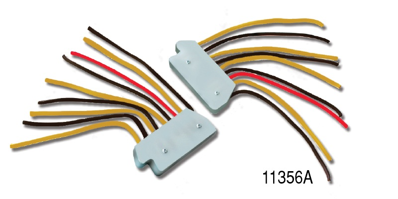 1955-1957 Chevy Pigtails for Power Window Switch, 4-Button