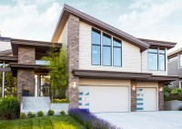Wayne Dalton 9100-9600 Contemporary - D and D Garage Doors