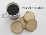 DIY Rustic Wood Craft Ideas For Home