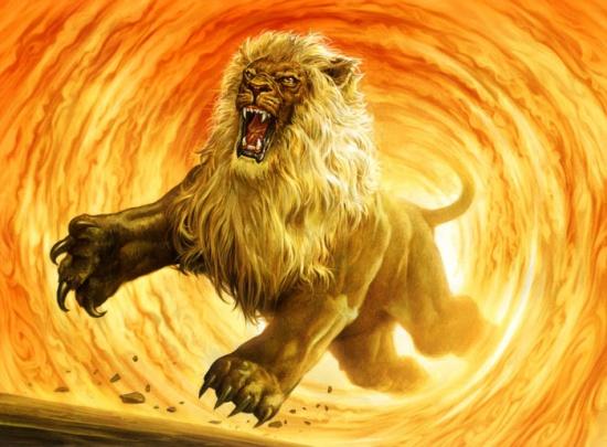 Fire Lion Hd Wallpaper Nemean Lion 5e Creature D Amp D Wiki