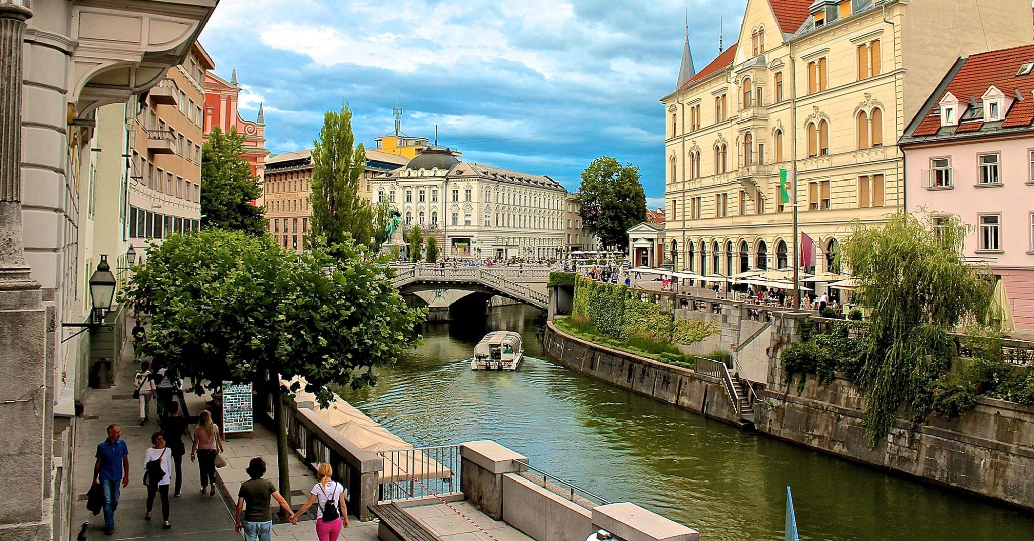 Free Fall Pictures For Wallpaper Things To Do In Ljubljana Slovenia The Cutest Capital