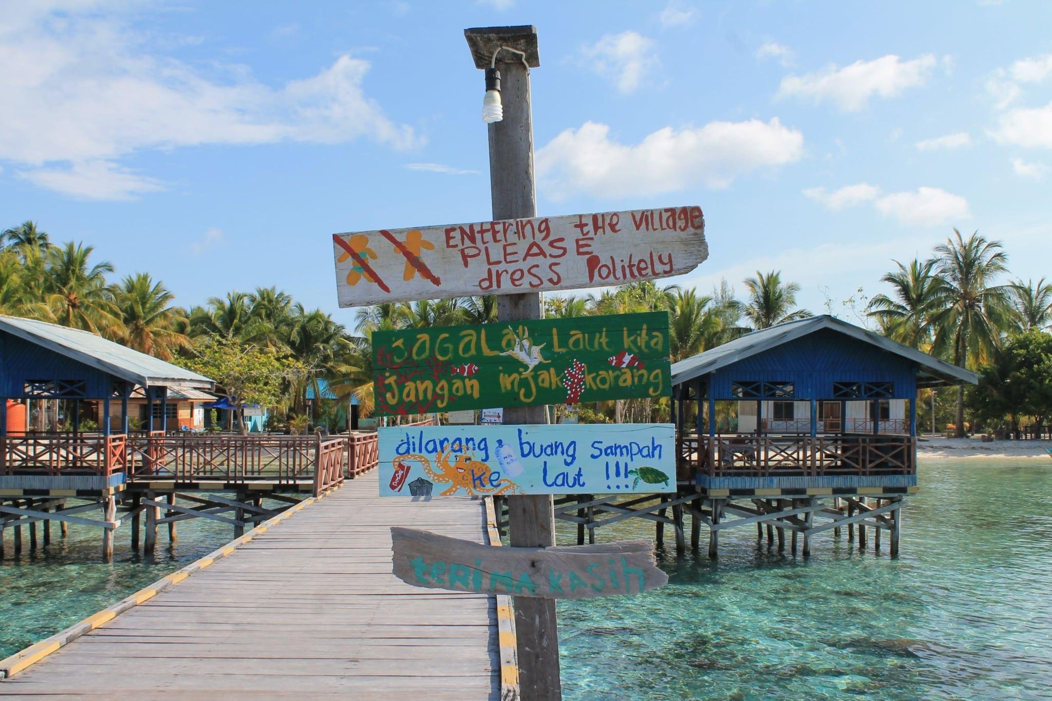 Arborek Island Raja Ampat