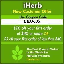 Iherb promo code december