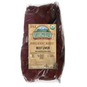 Beef Liver organic