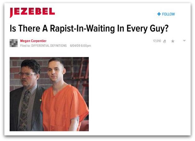 all men potential rapists