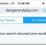 Why did Twitter Ban DangerAndPlay.com?