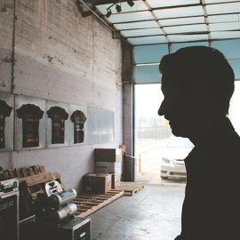 Ed silhouette
