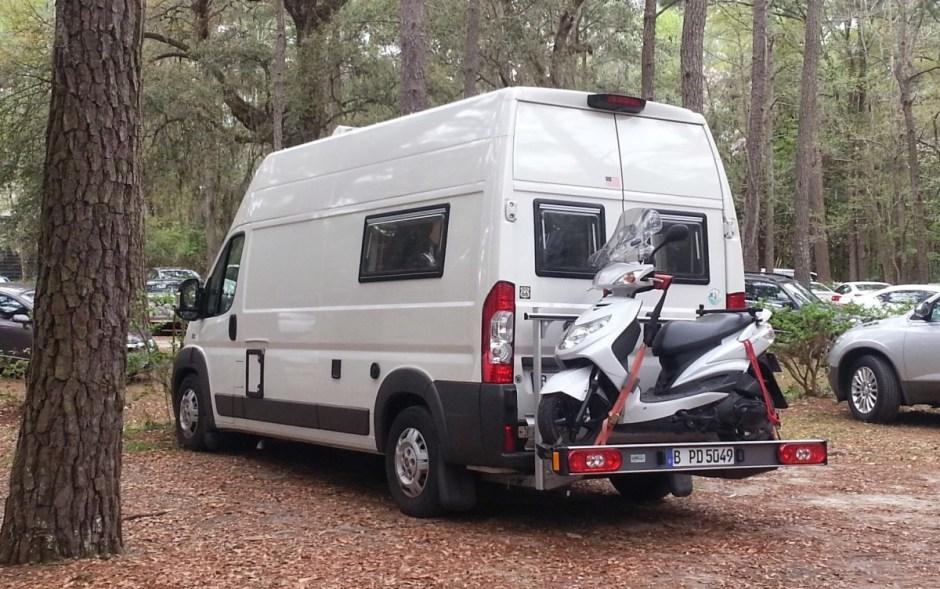 Ideal Camper Van