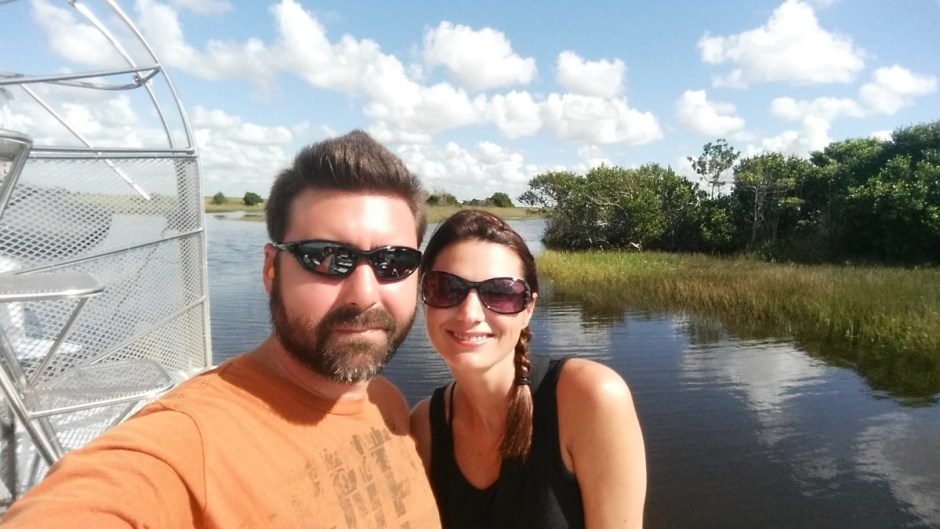 Airboat Tour - Monthly Recap