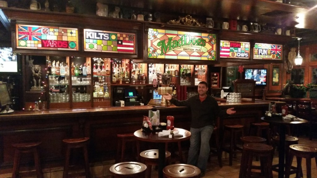 MadDog's British Pub in San Antonio