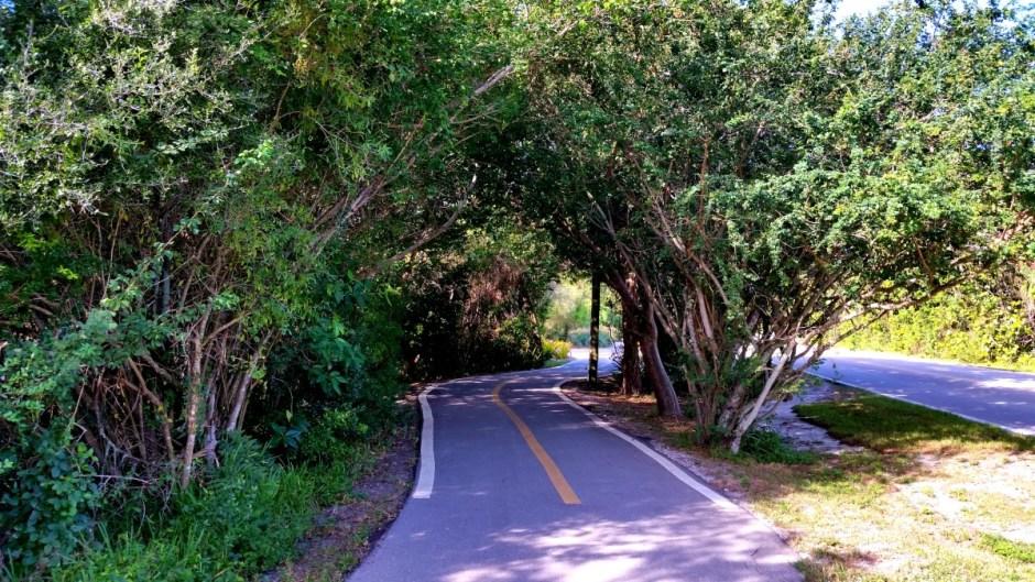 Bike Path Sanibel Island