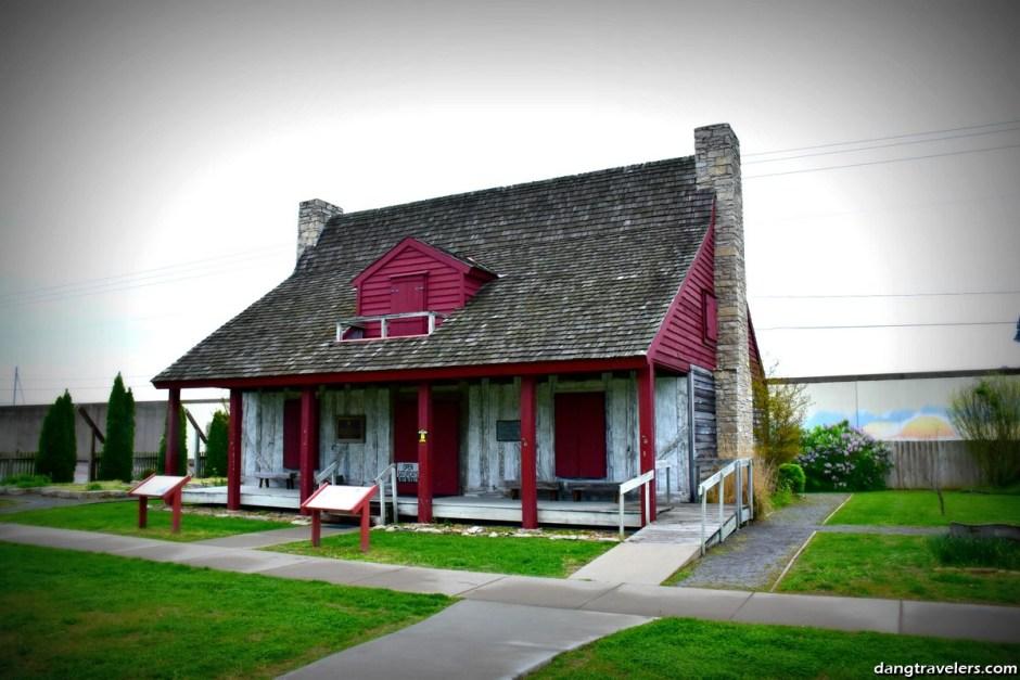 Red House Interpretive Center