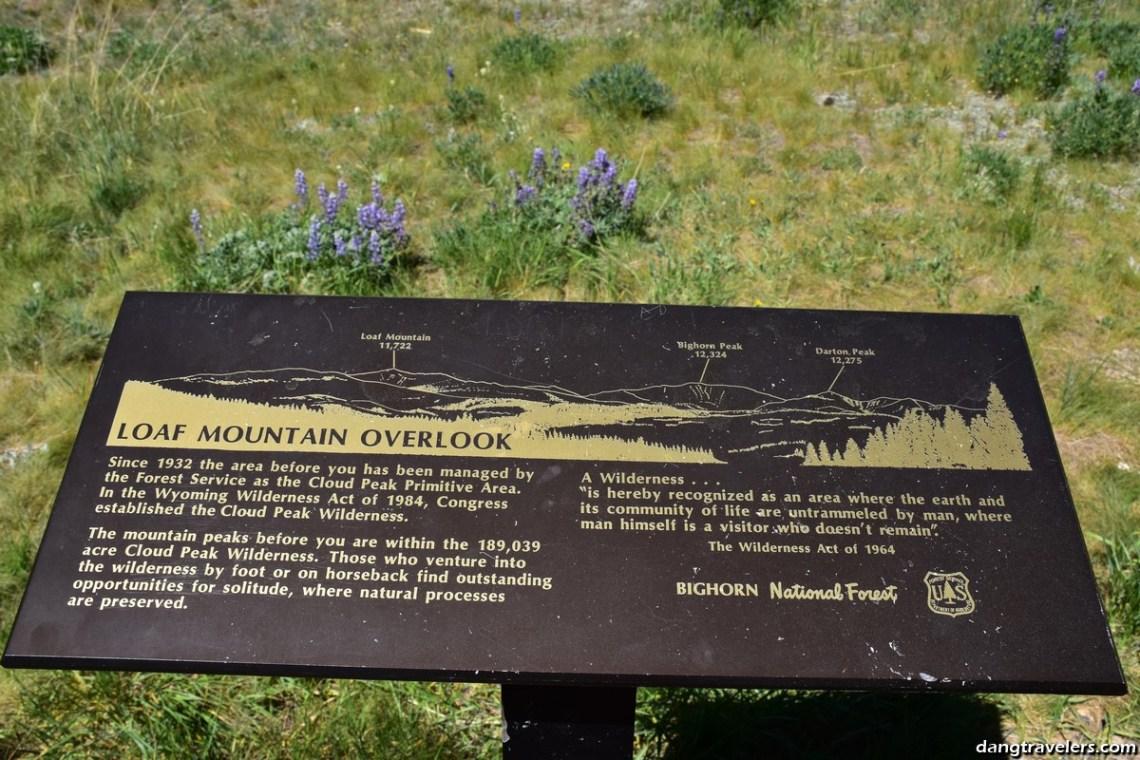 Bighorn National Forest
