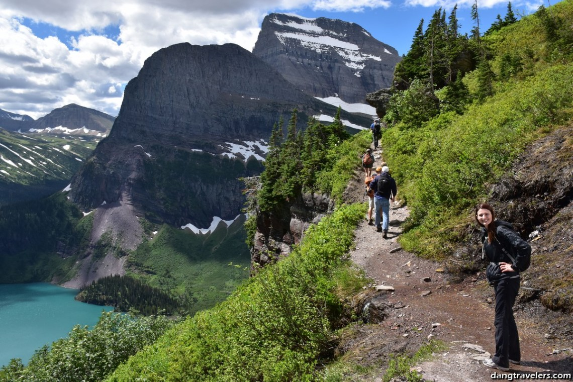 Grinnell Glacier Trail 15