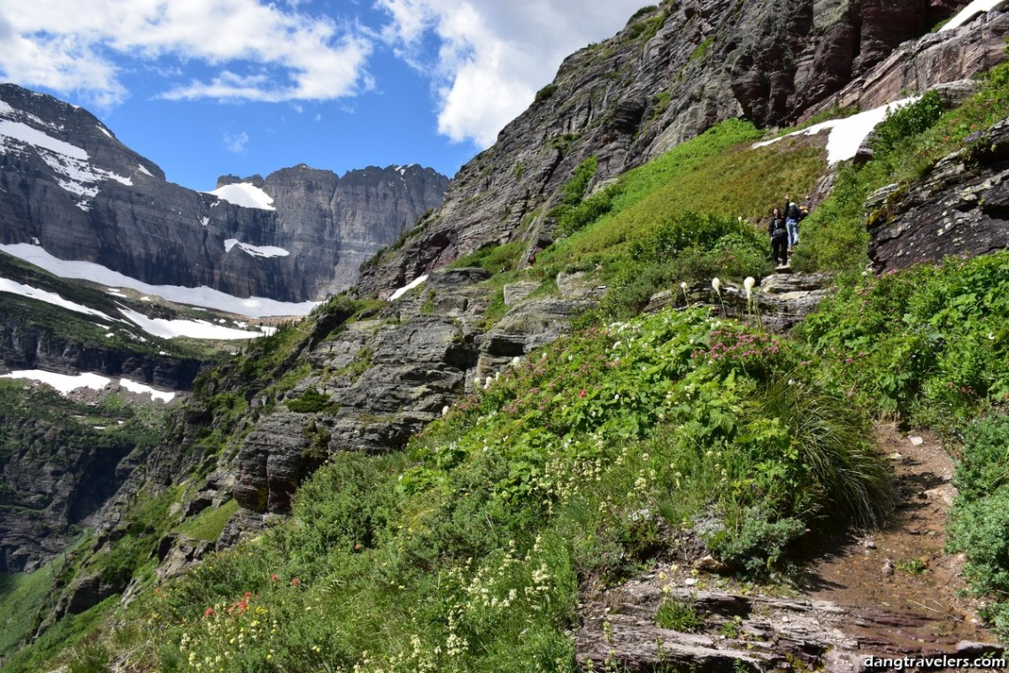 Grinnell Glacier Trail 16