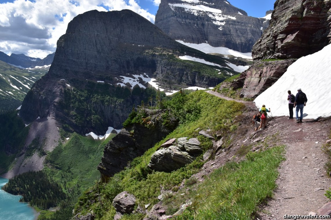 Grinnell Glacier Trail 21