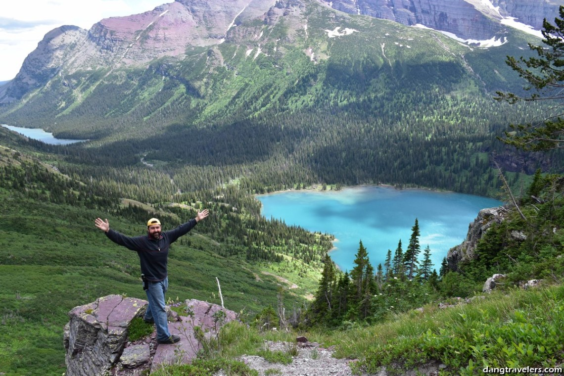 Grinnell Glacier Trail (9)