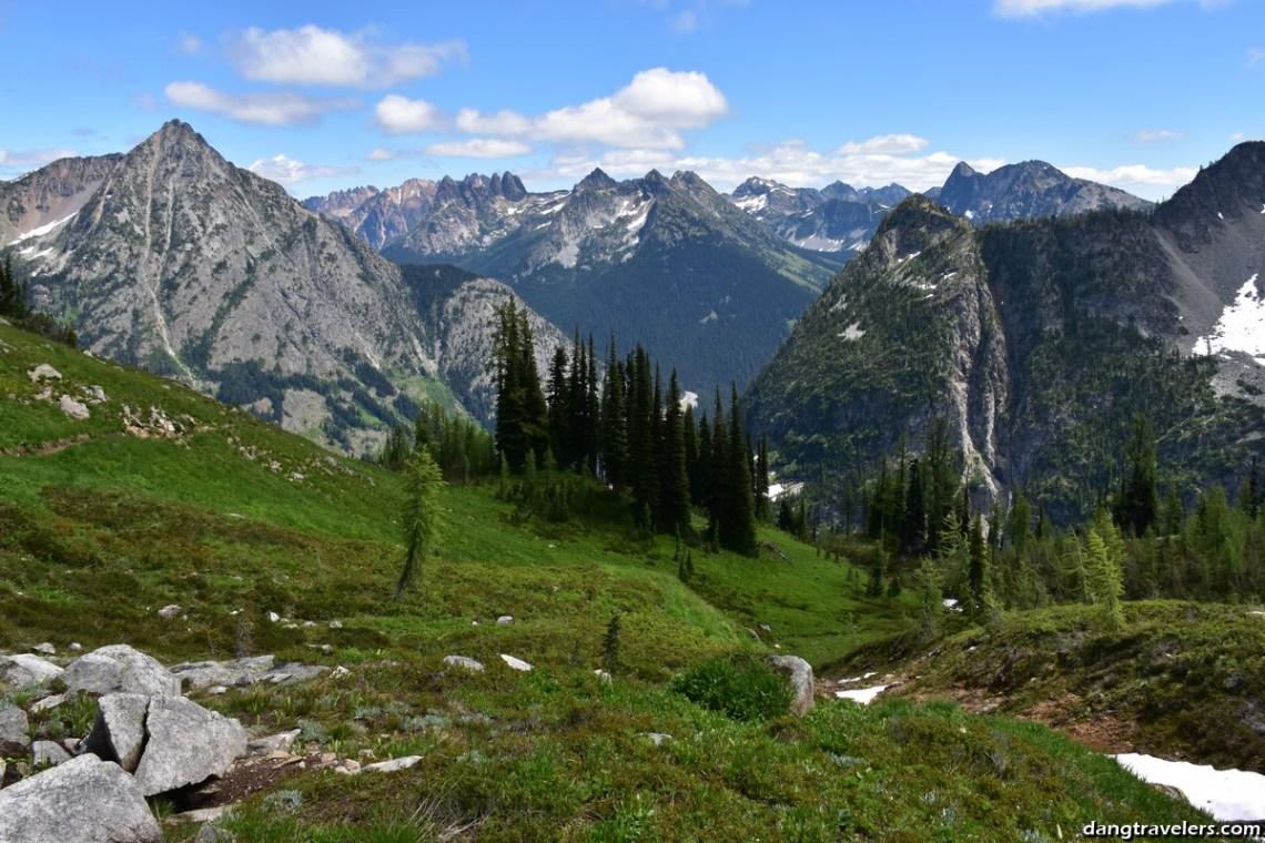 North Cascades Scenic Highway