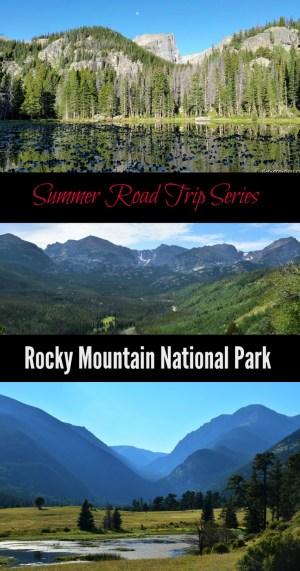 Rocky Mountain National Park Pin