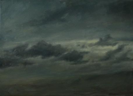 oil on linen, 70x100 cm, 2016