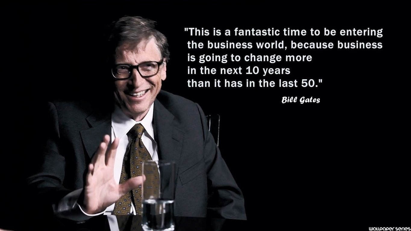 Success Quotes Hd Wallpapers 1080p 40 Quotes On Business Politics And Innovation By Bill