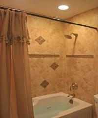small bathroom remodel ideas tile 2017 - Grasscloth Wallpaper