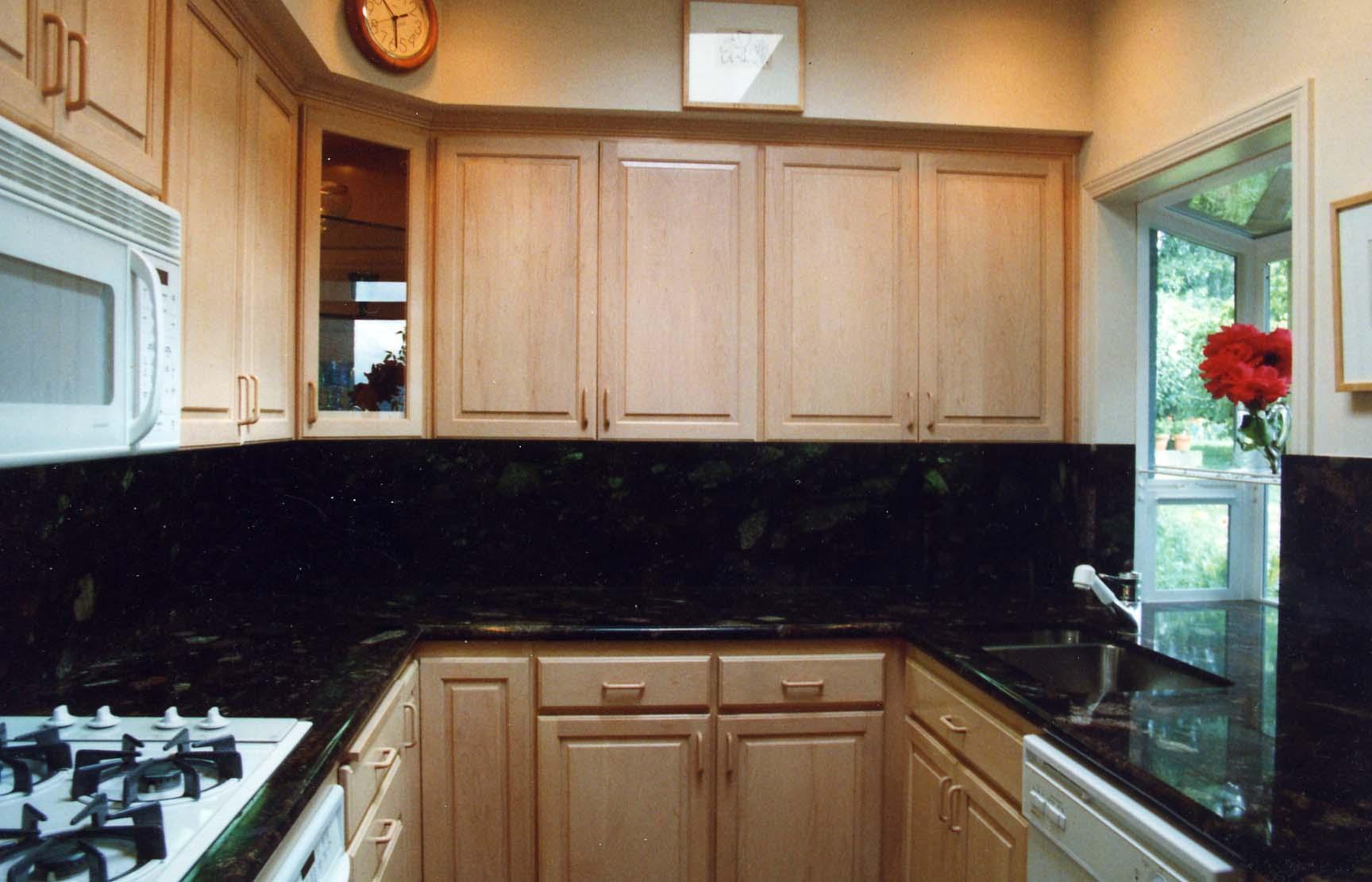 kitchenphotos maple kitchen cabinets Gainesville Centreville Natural maple kitchen cabinets