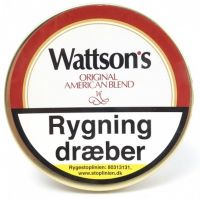 Wattsons American Pipe Tobacco (Red) - The Danish Pipe Shop