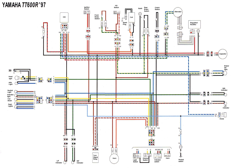 auxiliary lighting del Schaltplan