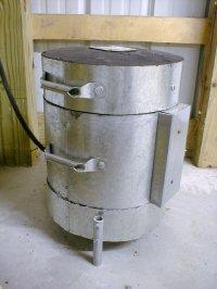 Homebuilt Electric Melting Furnace | Dan's Workshop Blog