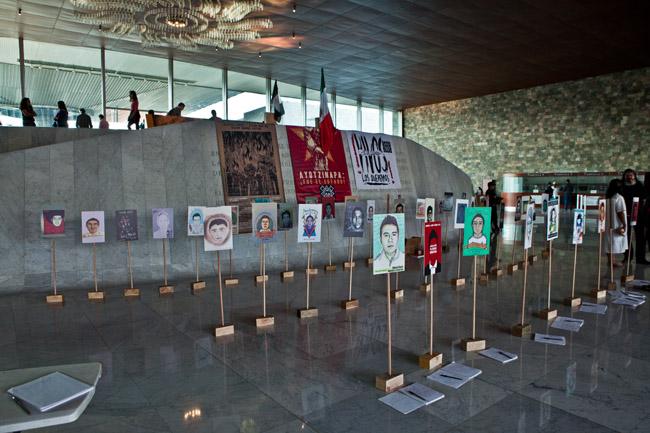 Fotografia: Alejandro IV Barragan - Museo de Antropologia e Historia Mexico DF
