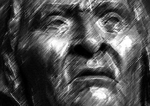 Bronze bust of Chief Seattle (Seattle, WA)