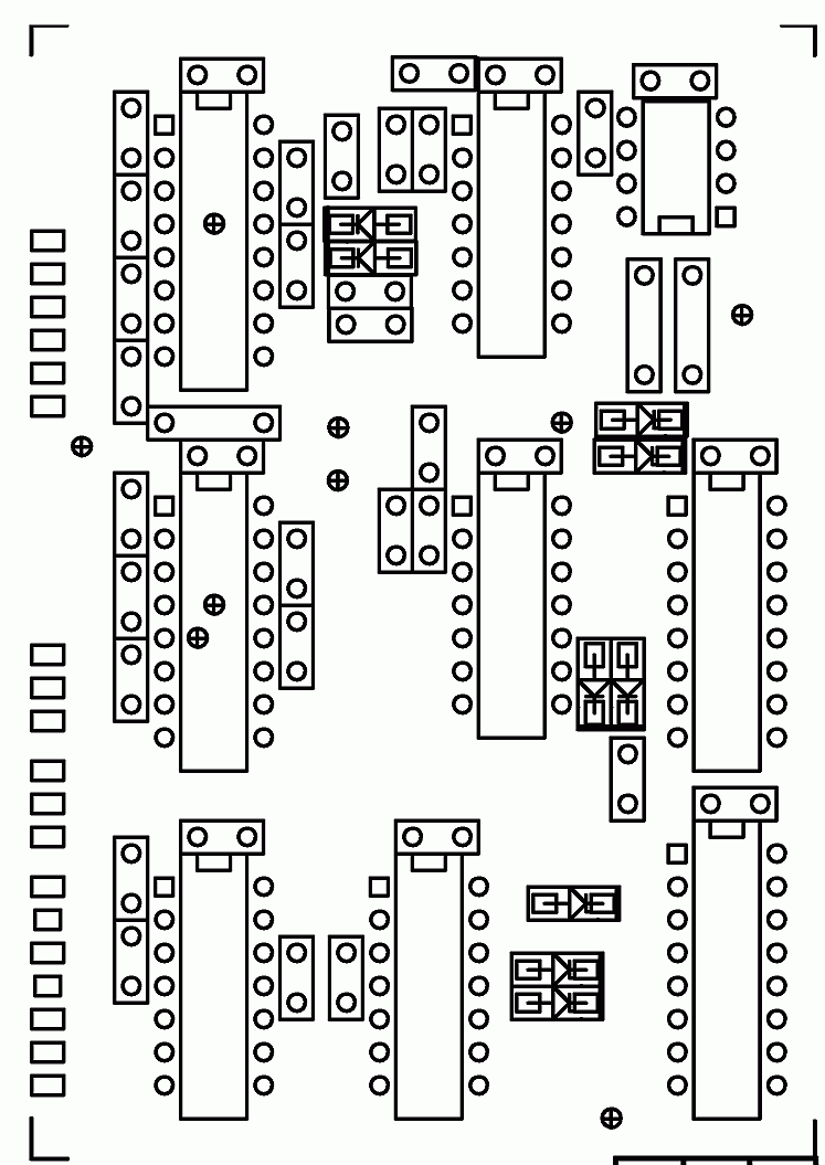 analog blind dial on delay timer delabs schematics electronic