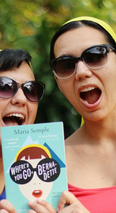 Loved this book! Totally recommend it. Where'd You Go, Bernadette by Maria Semple