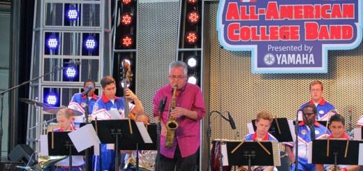 2014 Disneyland All-American College Band with Sal Lozano