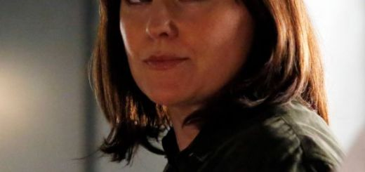 Lucy Lawless - Lucy Lawless as Agent Hartley in Marvel's Agents of S.H.I.E.L.D.