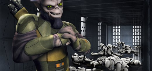 Zeb - Star Wars Rebels