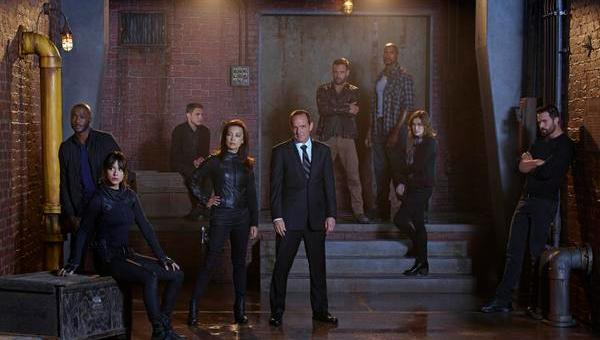 Season Two - Marvel's Agents of S.H.I.E.L.D. First Shot