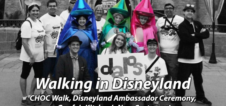 Walking in Disneyland - Geeks Corner - Episode 402