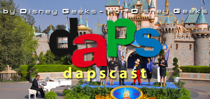 Disneyland Ambassadors, Marvel Movies Civil War, Star Wars Rebels, and More! - DAPscast - Episode 9