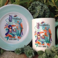 "Details on Disneyland Resort's Diamond Celebration ""Decades"" Collection"